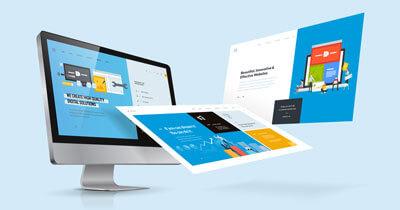 طراحی سایت شرکتی و خدماتی