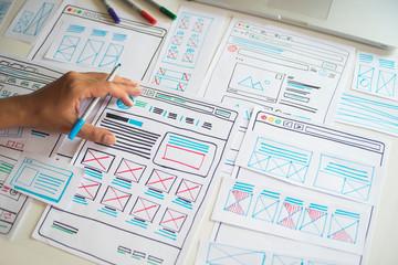 طراحی سایت در یافت آباد