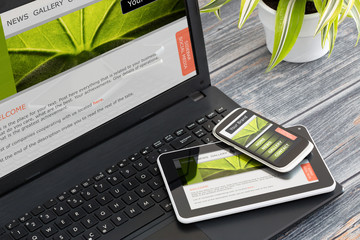طراحی سایت آگهی و دایرکتوری