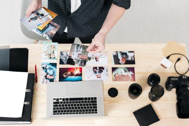 طراحی سایت عکاسی