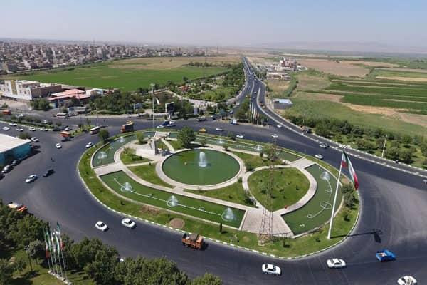 شهرستان قرچک